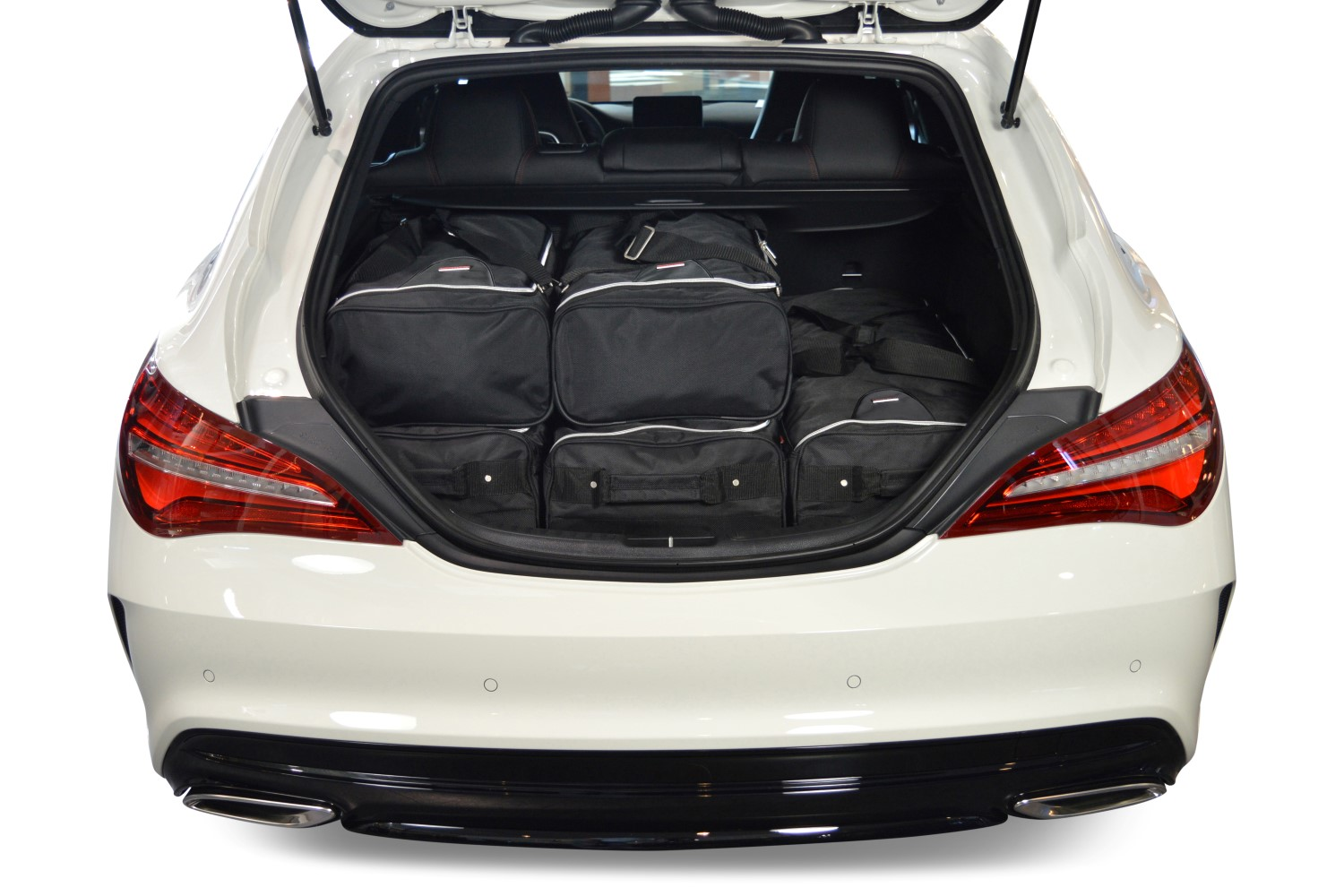 Mercedes Cla Shooting Brake X117 Car Travel Bags Car Bags Com