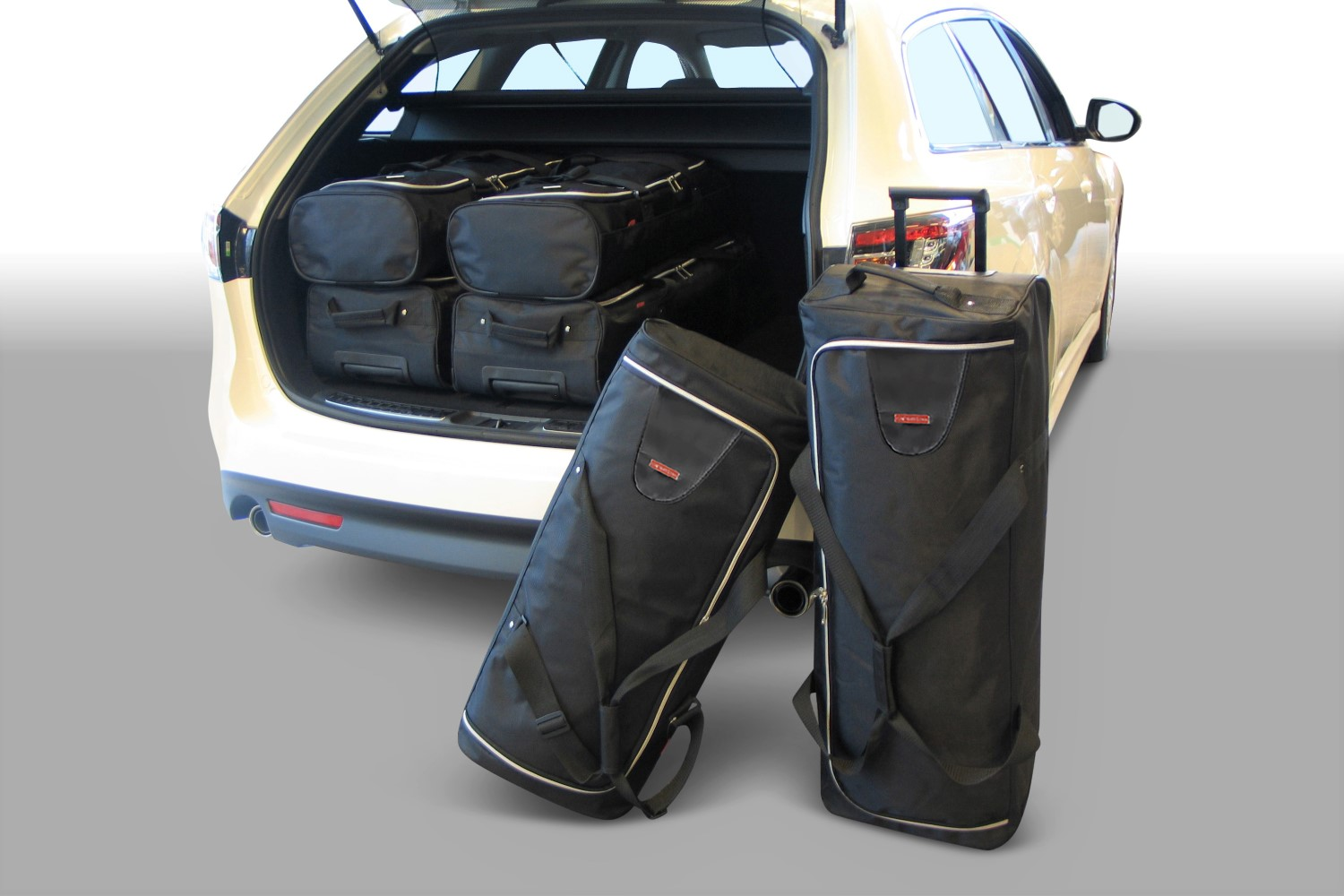 Mazda Mazda6 (GH) 2008-2012 wagon Car-Bags.com travel bag set (1)