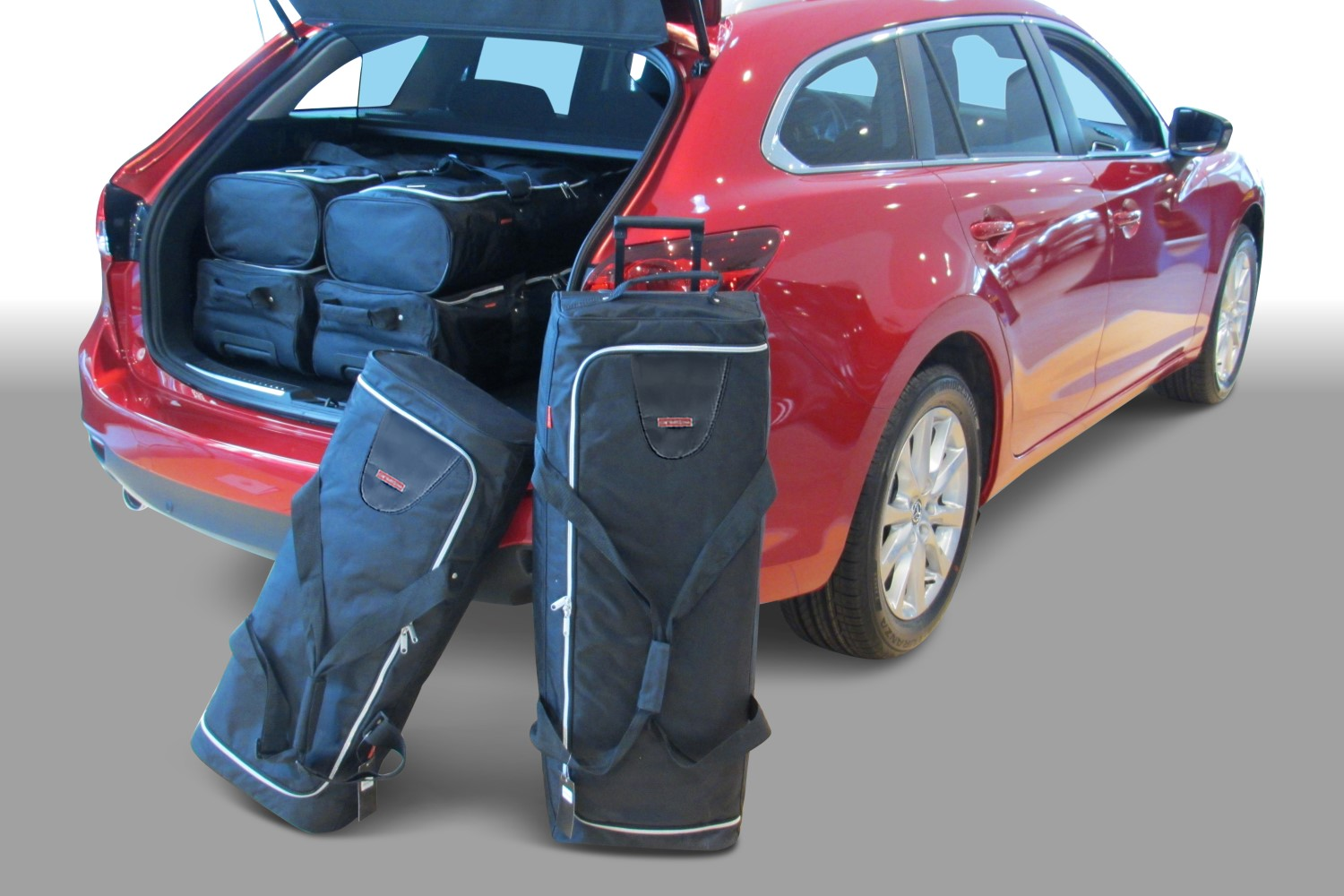 Mazda Mazda6 (GJ) Sportbreak 2012- Car-Bags.com travel bag set (1)