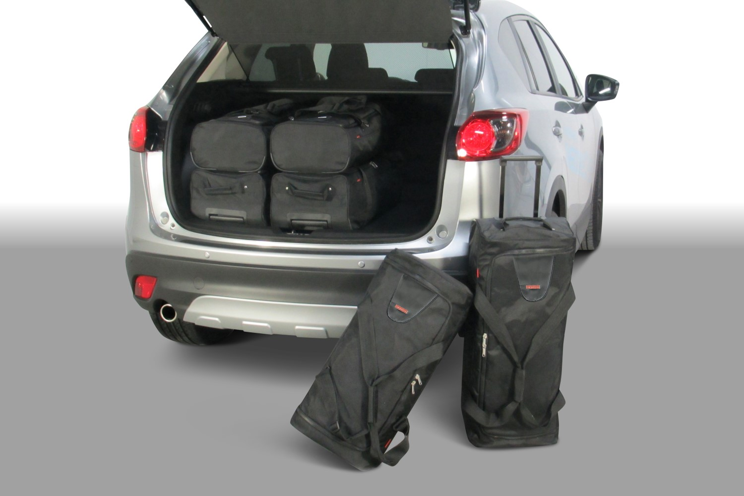 Mazda CX-5 (KE) 2012-2017 Car-Bags.com travel bag set (1)