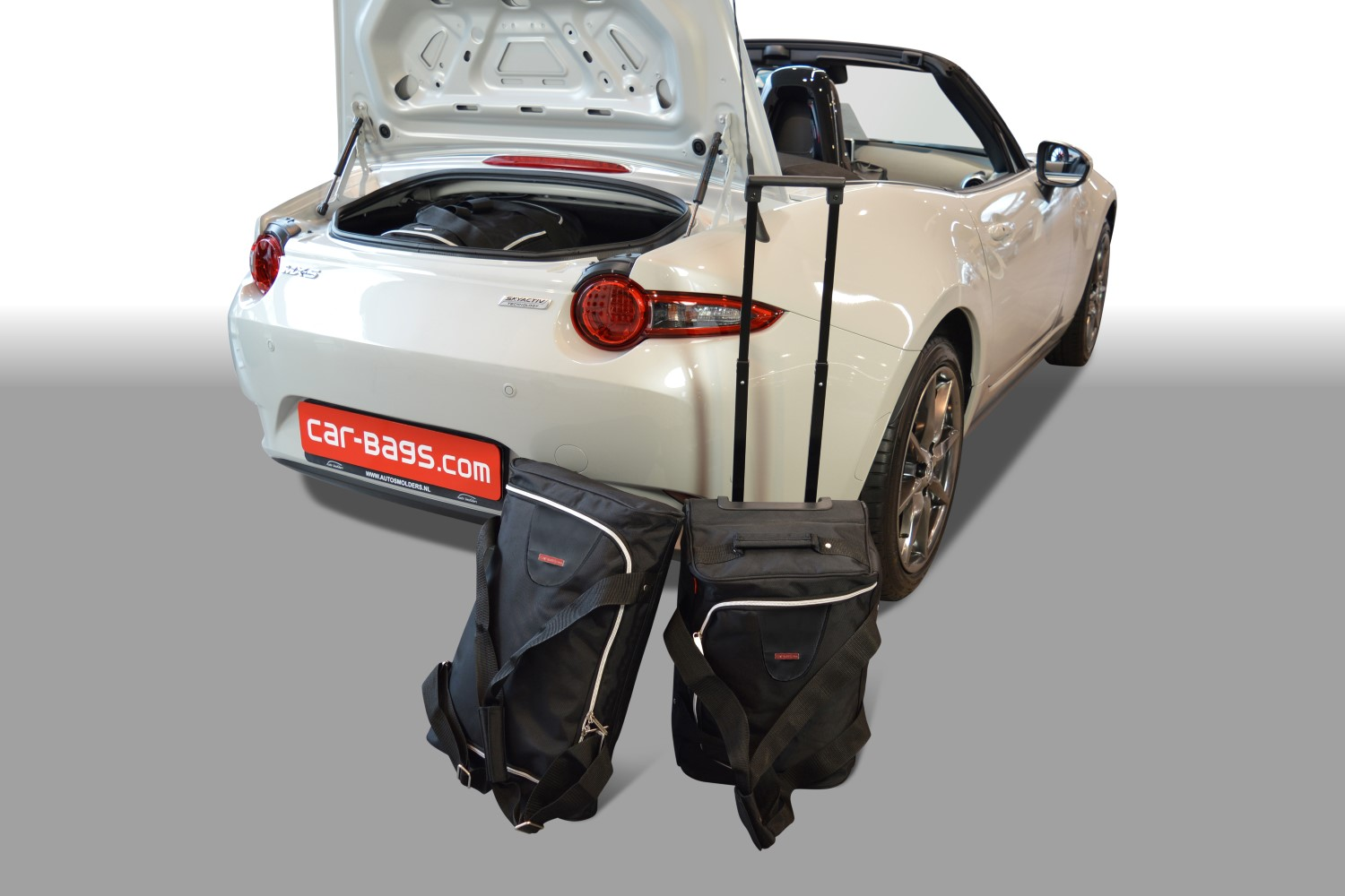 Mazda MX 5 ND 2015 Car Bags Reistassen