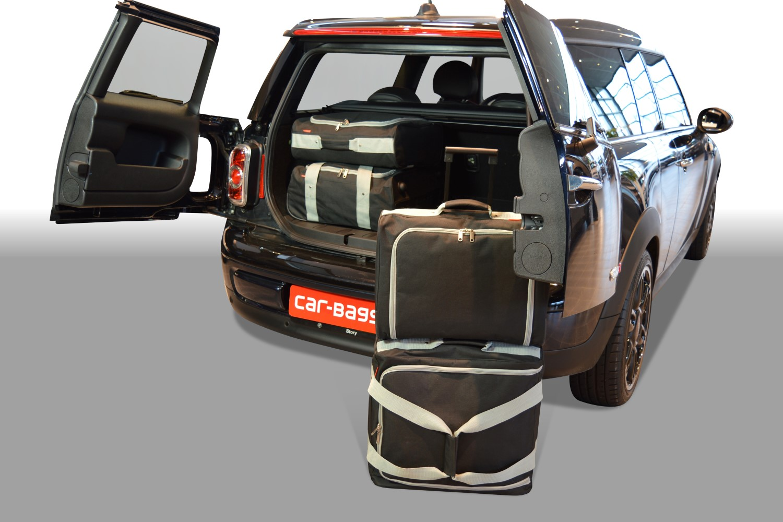 Mini Clubman (R55) 2007,2015 Car,Bags reistassen , travel bags ,  Reisetaschen , sacs de voyage