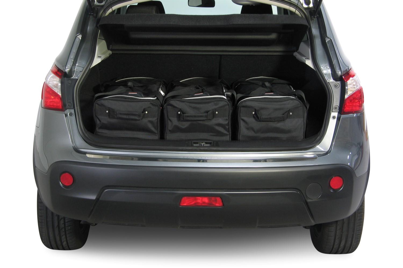 Nissan Qashqai J10 Car Travel Bags Car Bags Com