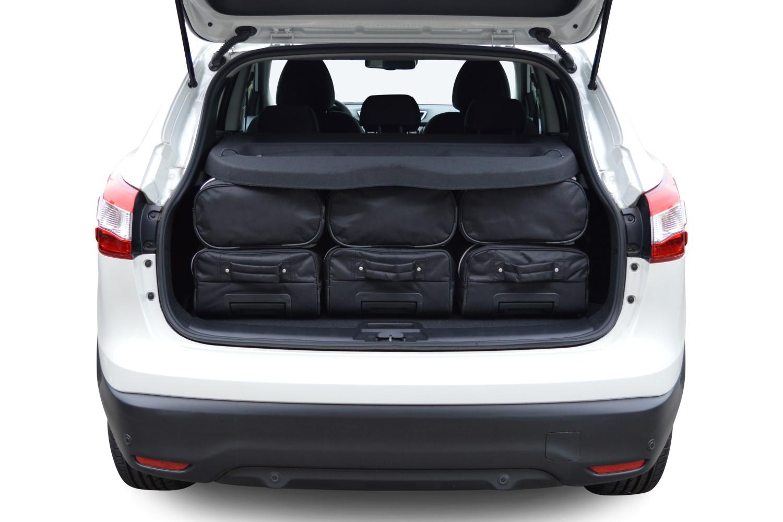 qashqai nissan qashqai j11 2014 present car bags travel. Black Bedroom Furniture Sets. Home Design Ideas