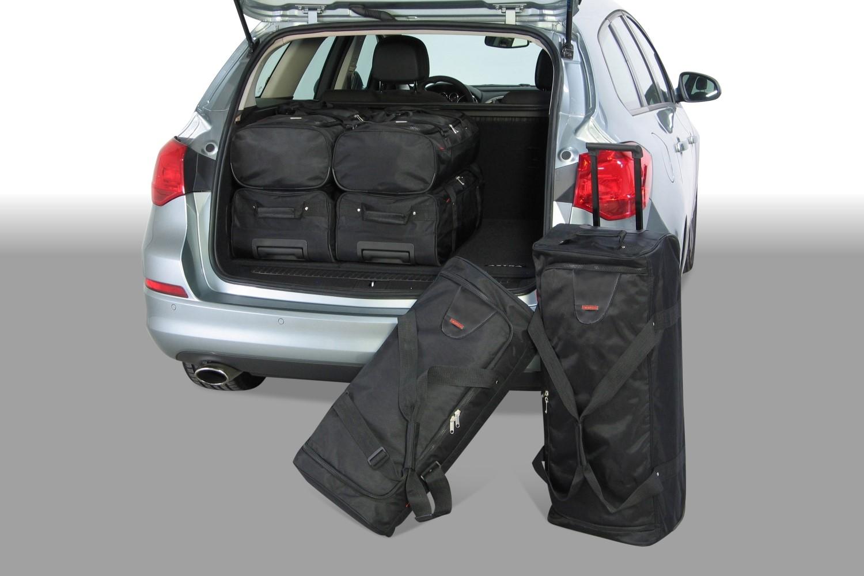 Car-Bags Opel Astra J 2009-2015 5p Car-Bags Set De Sacs De Voyage O10801S BcRuH