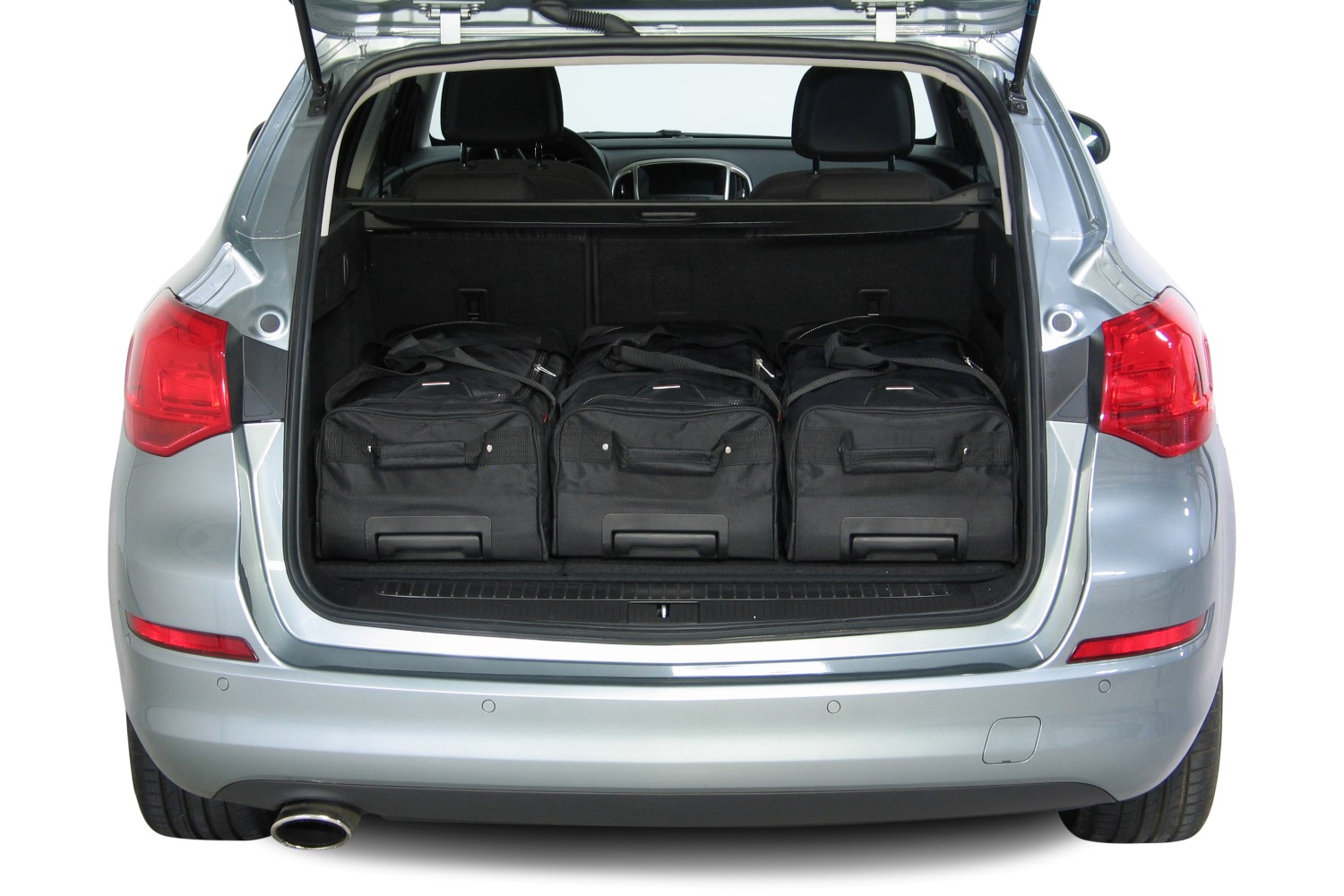 astra opel astra j sports tourer 2010 2016 car bags travel bags. Black Bedroom Furniture Sets. Home Design Ideas