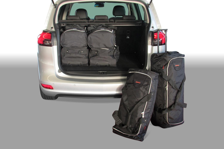 opel zafira tourer c car travel bags car. Black Bedroom Furniture Sets. Home Design Ideas