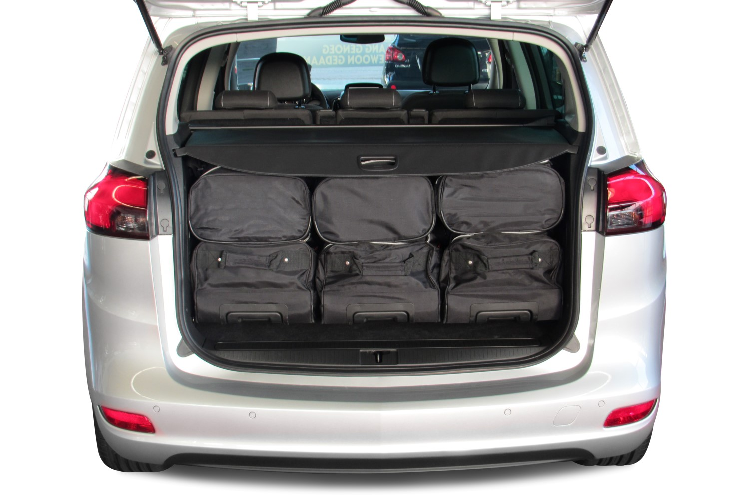 opel zafira tourer c autotassen op maat car. Black Bedroom Furniture Sets. Home Design Ideas