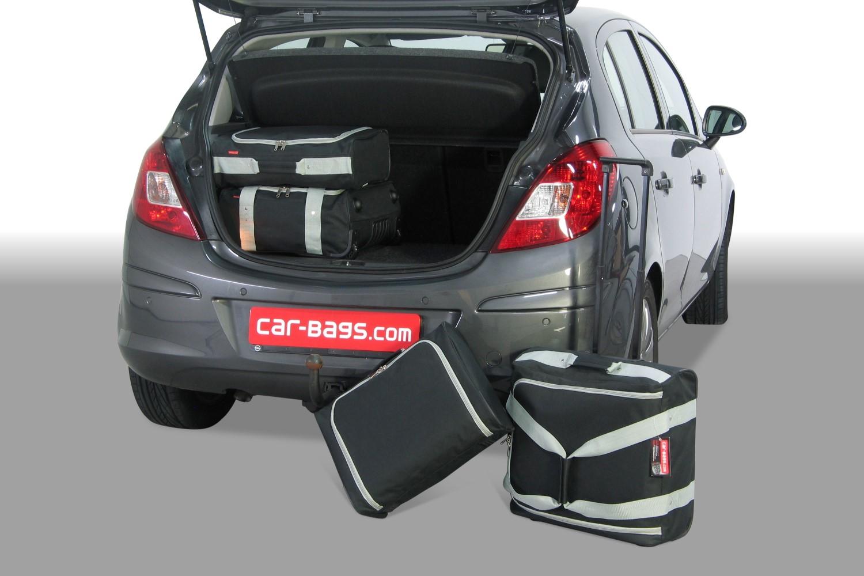 Corsa Opel Corsa D 2006 2014 5d Car Bags Travel Bags