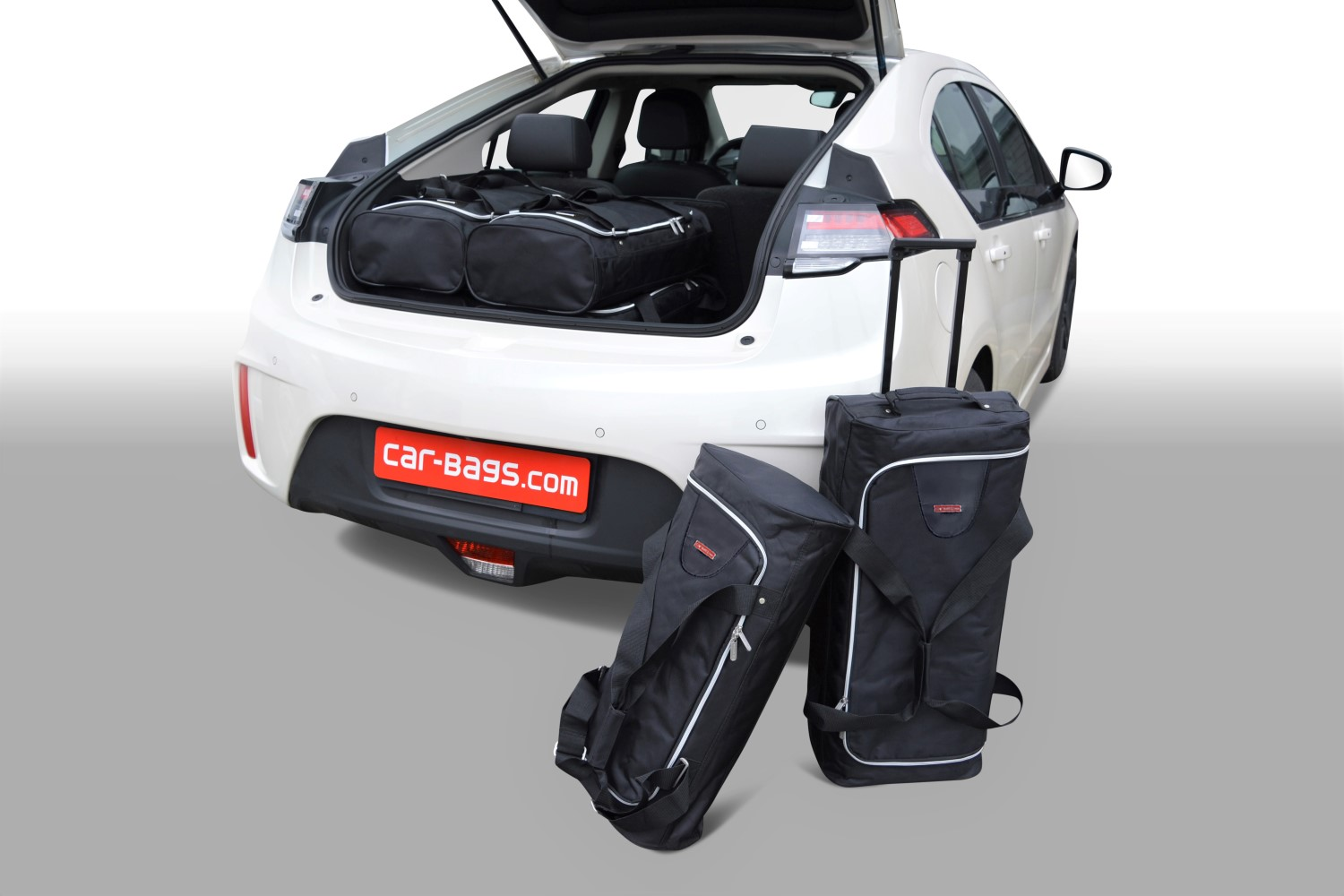 Opel Ampera 2012-2016 5 door Car-Bags.com travel bag set (1)