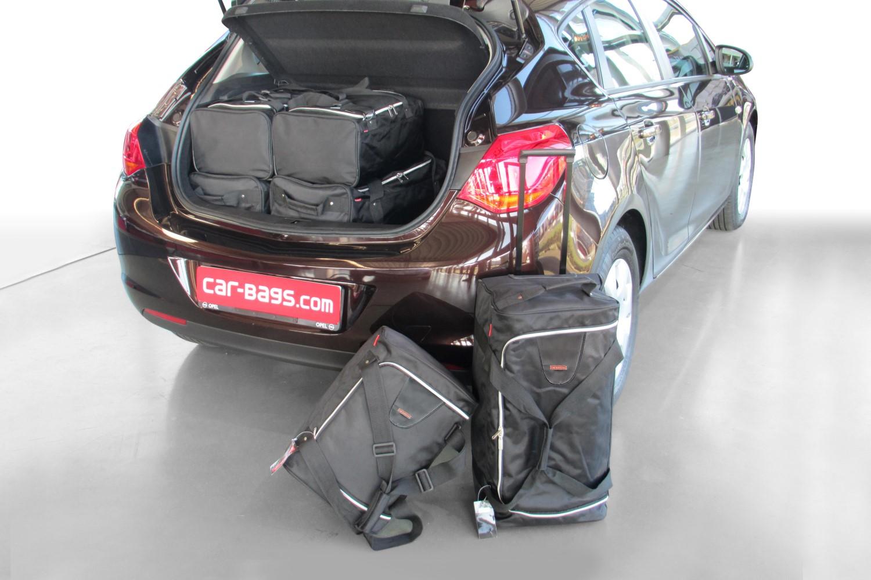 Car-Bags Opel Astra J 2009-2015 5p Car-Bags Set De Sacs De Voyage O10801S zQKlWR3r
