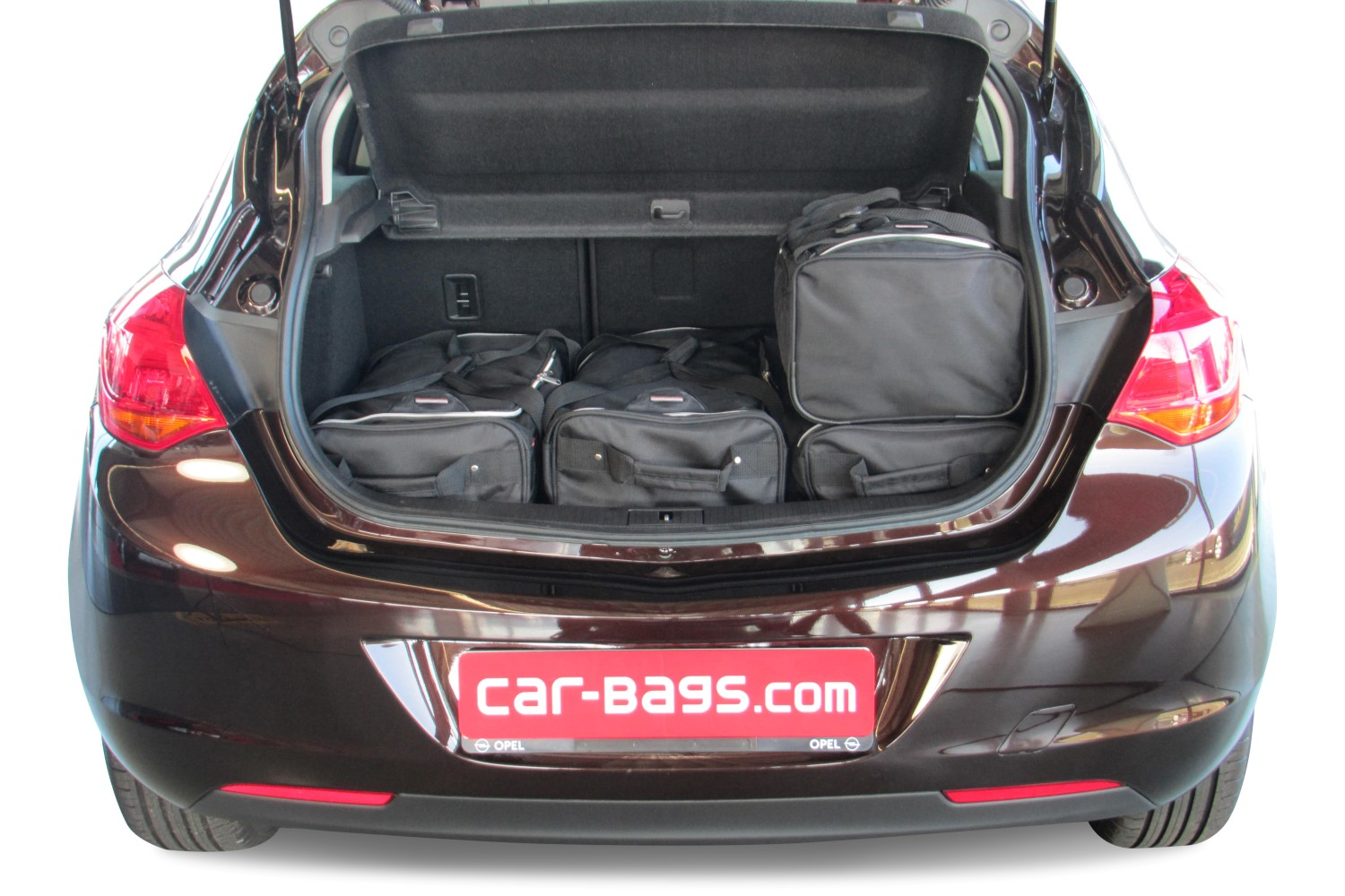 Astra: Opel Astra J 2009-2015 5d Car-Bags travel bags