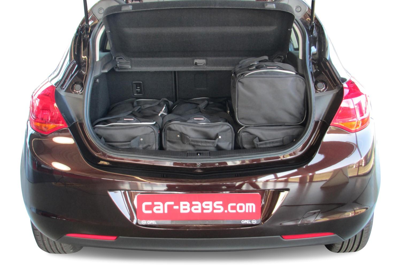 Opel Astra J Car Travel Bags Car Bags Com