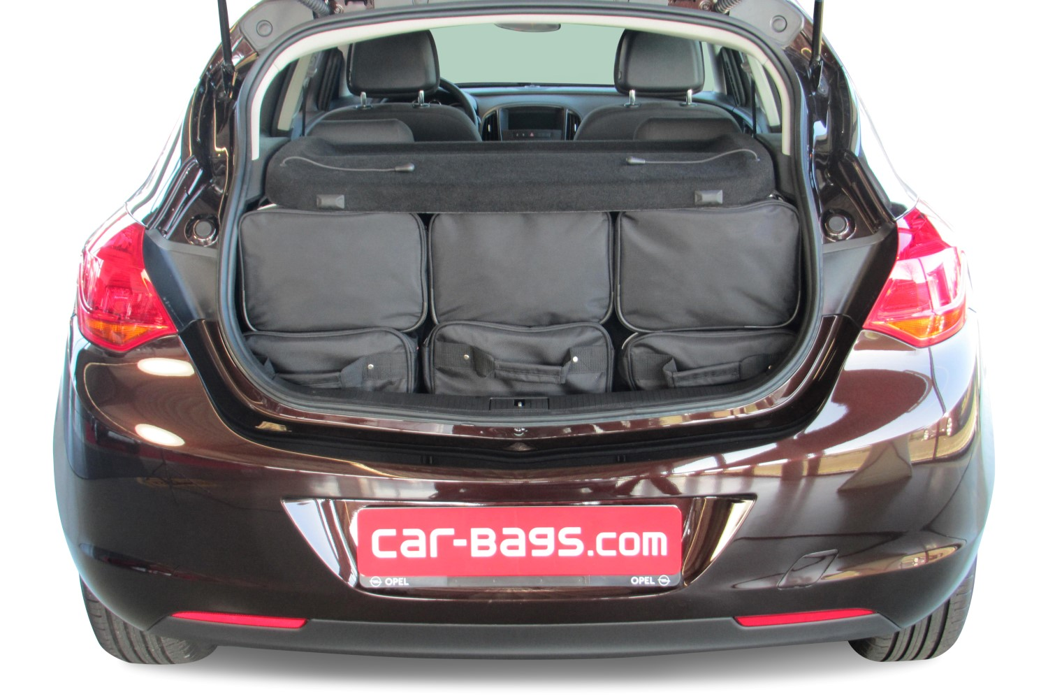 astra opel astra j 2009 2015 5d car bags reistassenset. Black Bedroom Furniture Sets. Home Design Ideas