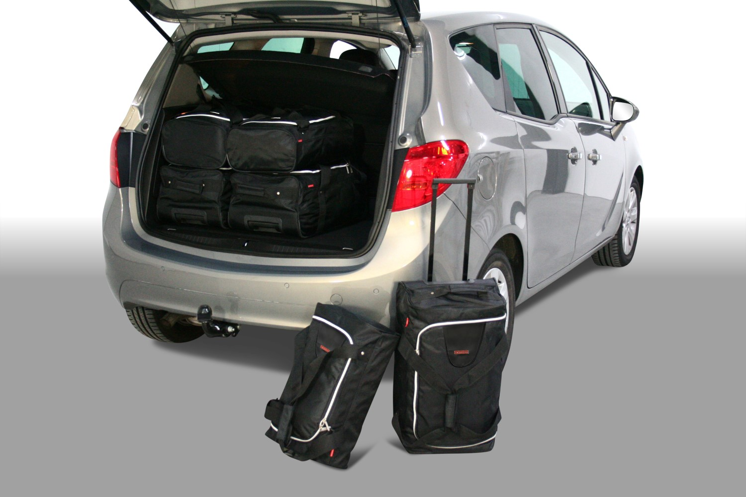 meriva opel meriva b 2010 2017 car bags travel bags. Black Bedroom Furniture Sets. Home Design Ideas