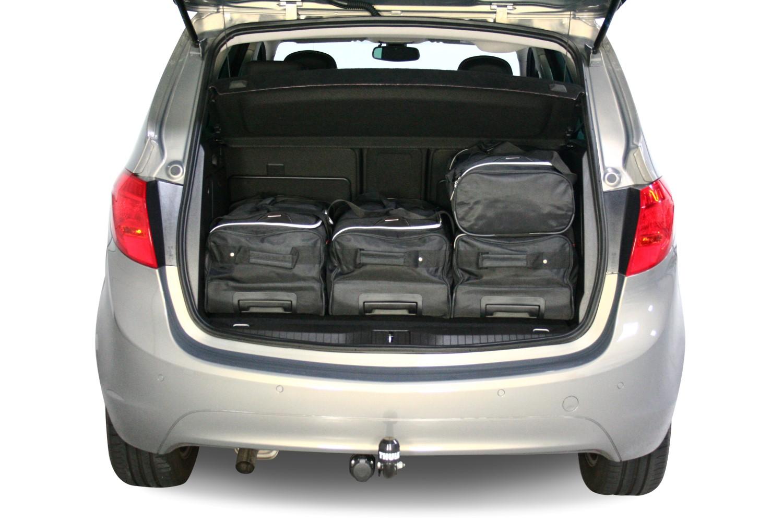 Meriva Opel Meriva B 2010 2017 Car Bags Travel Bags