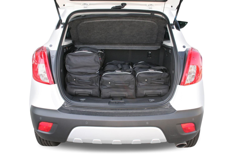 opel mokka mokka x car travel bags car. Black Bedroom Furniture Sets. Home Design Ideas