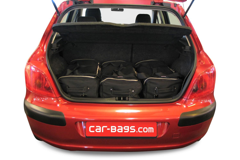 Car-Bags Peugeot 307 2001-2007 3/5p Car-Bags Set De Sacs De Voyage P10201S tBePxsGEZ