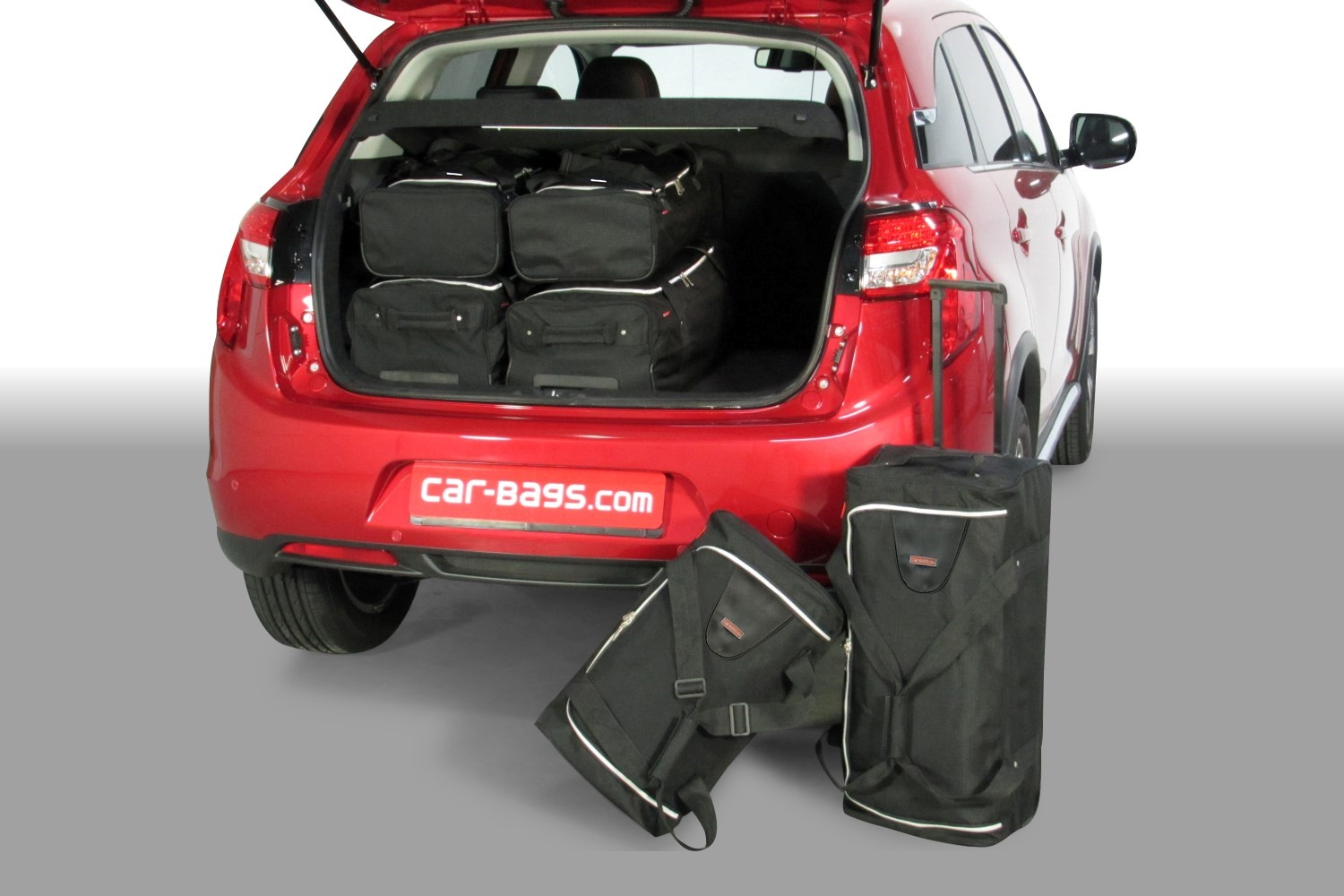 Peugeot 4008 2012- Car-Bags.com travel bag set (1)