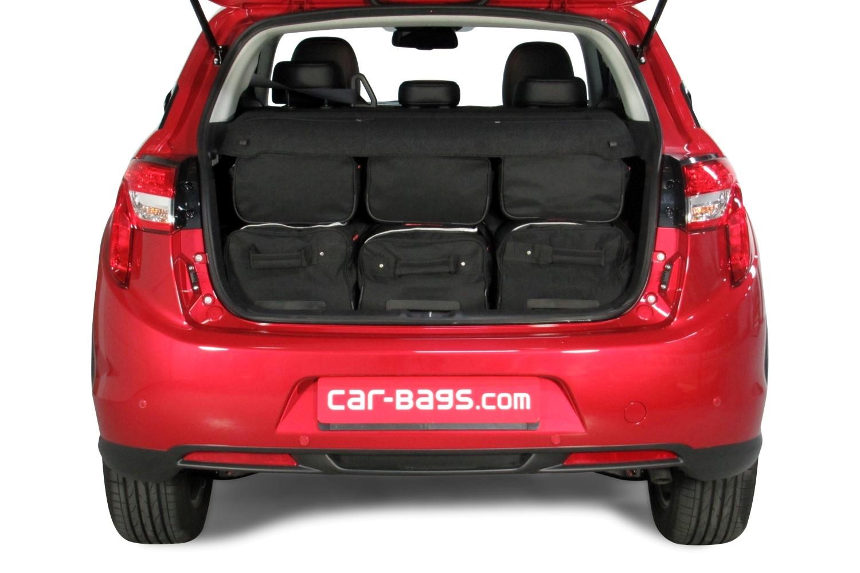 Car-Bags Peugeot 4008 2012-présent Car-Bags Set De Sacs De Voyage P10901S zkySO