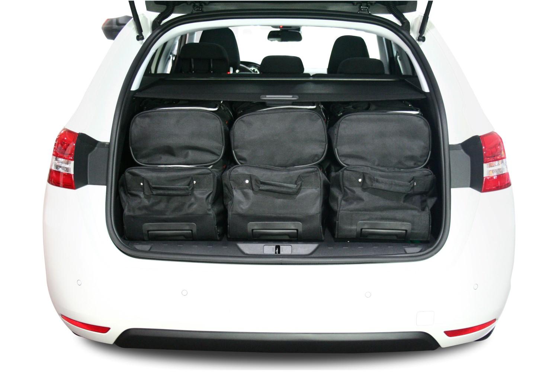 Car-Bags Peugeot 308 II SW 2013-présent Car-Bags Set De Sacs De Voyage P11001S sJ8pU