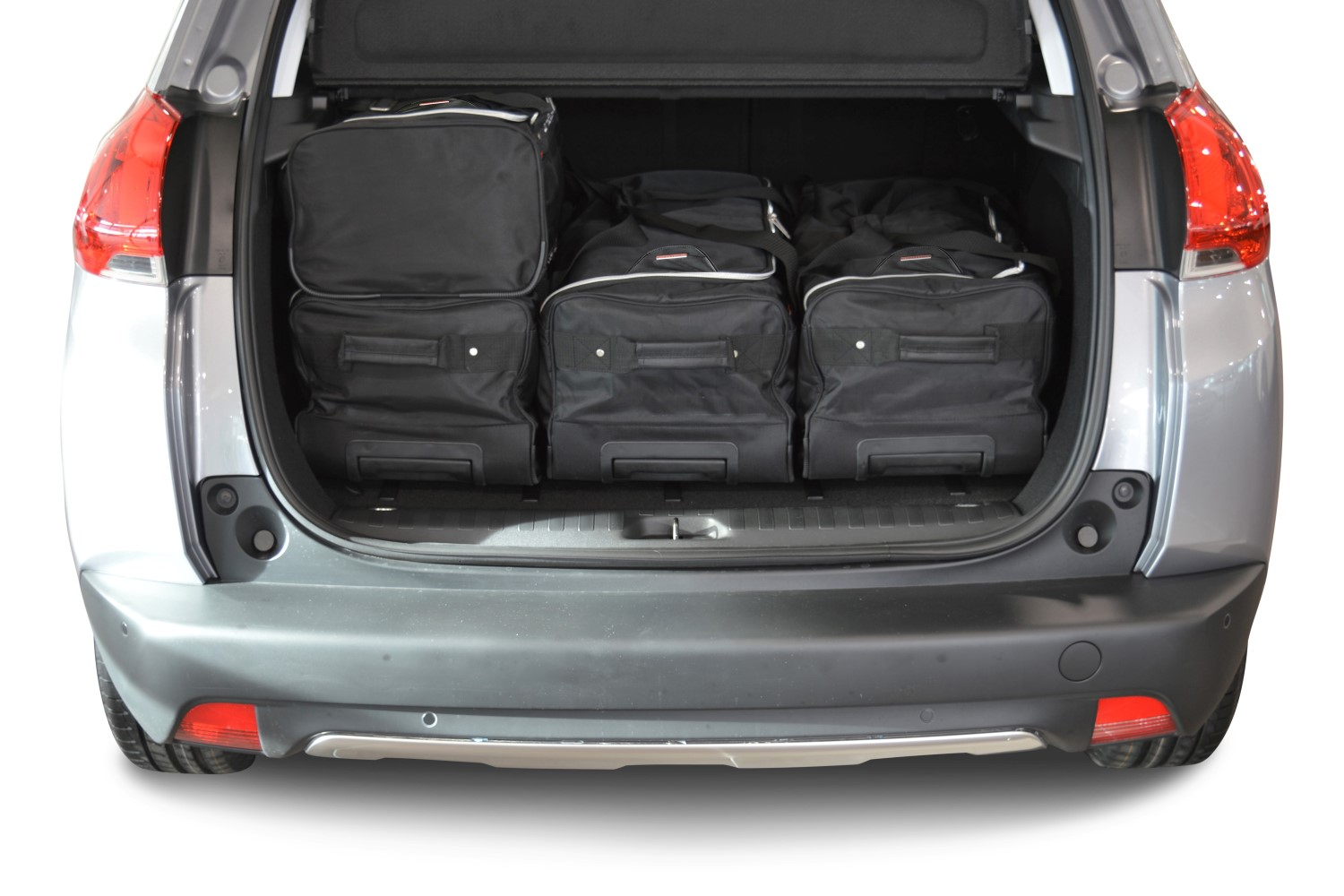 Peugeot 2008 2014-present Car-Bags travel bags
