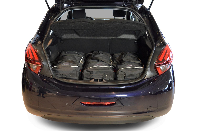 Peugeot 208 Car Travel Bags