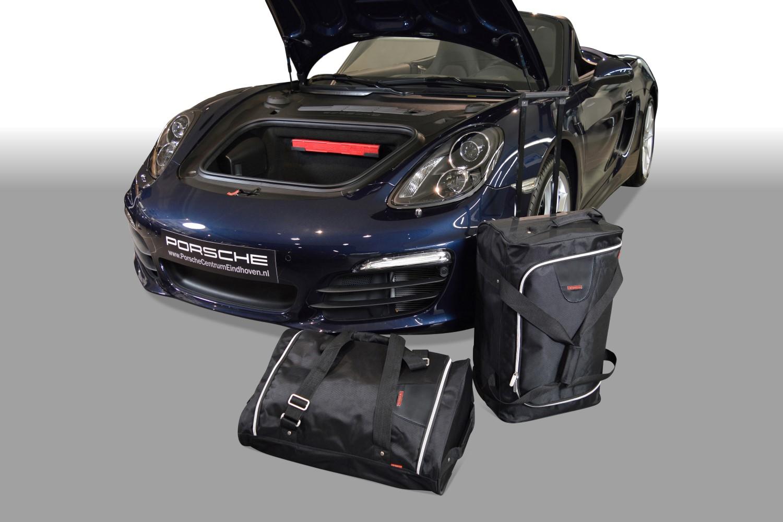 Porsche Cayman//Boxster 2wd + 4x4 2012-2016 car-Bags Sacs 981