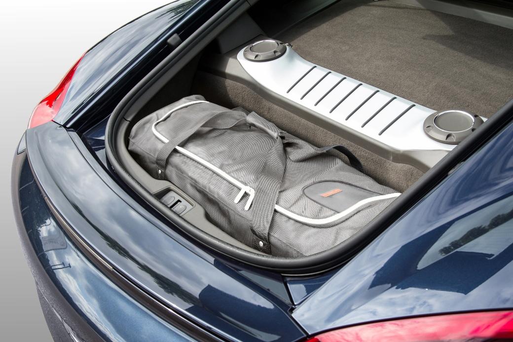 2004-2012//2012-2016//2016-heute 987//981 // 718 CAR-BAGS.COM Kofferraumtaschen f/ür den Porsche Cayman