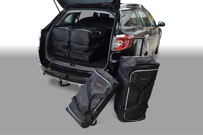 Renault Megane Iii Estate Grandtour 2009 2016 Car Bags Set De Sacs De Voyage