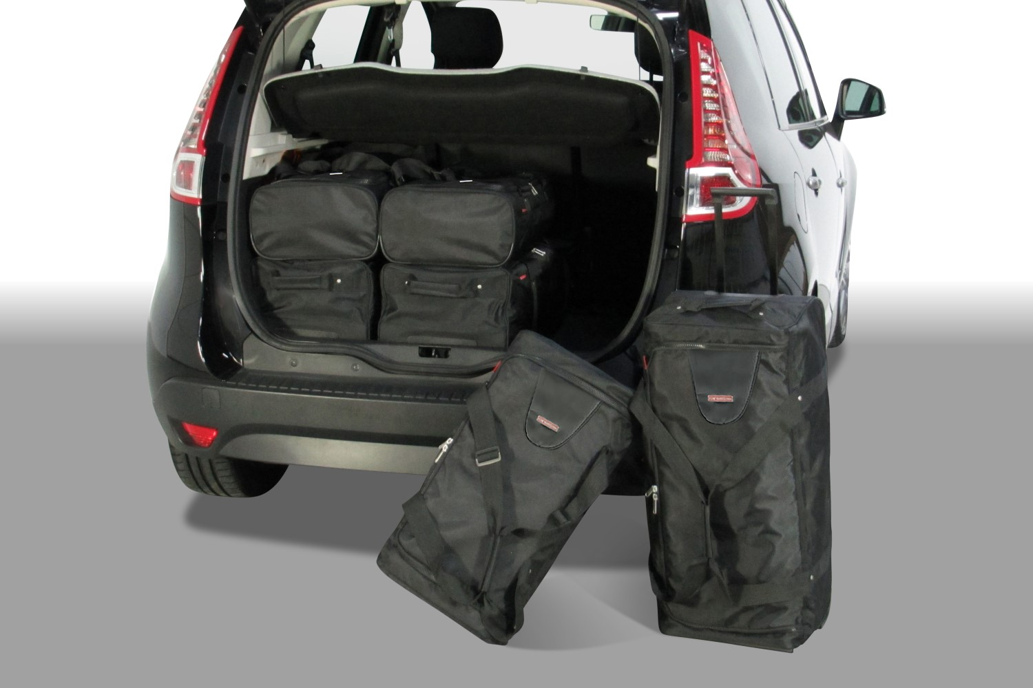 Renault Scénic III 2009-2016 Car-Bags.com travel bag set (1)