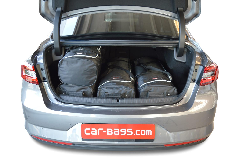 talisman 2015 renault talisman sedan 2015 present car bags travel bags. Black Bedroom Furniture Sets. Home Design Ideas