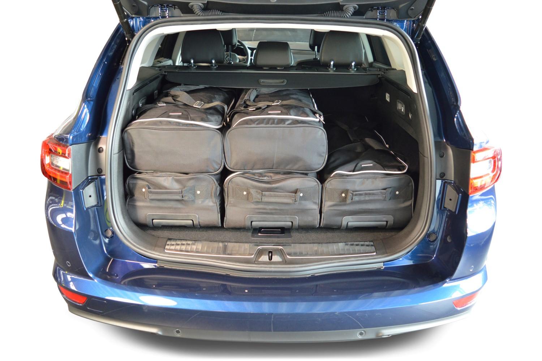 renault talisman estate car travel bags car. Black Bedroom Furniture Sets. Home Design Ideas
