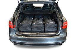 Audi A4 Avant (B8) 2008-2015 Car-Bags.com travel bag set (2)