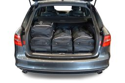 Audi A4 Avant (B8) 2008-2015 Car-Bags.com travel bag set (3)