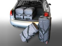 Audi A4 Avant (B6 & B7) 2001-2008 Car-Bags.com travel bag set (1)