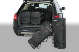 Audi A6 Avant (C6) 2005-2011 Car-Bags.com travel bag set (1)