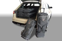 Audi A6 Avant (C7) 2011-2018 Car-Bags.com travel bag set (1)