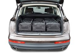 Audi Q7 (4L) 2006-2015 Car-Bags.com travel bag set (2)