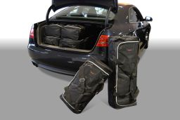 Audi A5 Coupé (8T3) 2008-2016 Car-Bags.com travel bag set (1)