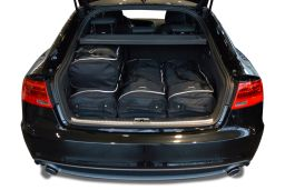 Audi A5 Sportback (8TA) 2009-2016 5 door Car-Bags.com travel bag set (3)