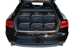 Audi A5 Sportback (8TA) 2009-2016 5 door Car-Bags.com travel bag set (4)
