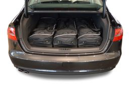Audi A4 (B8) 2008-2015 4 door Car-Bags.com travel bag set (2)