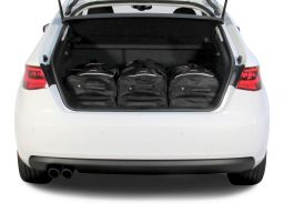 Audi A3 (8V) 2012- 3 door Car-Bags.com travel bag set (2)