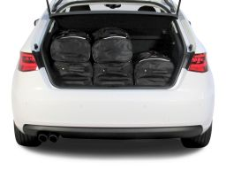 Audi A3 (8V) 2012- 3 door Car-Bags.com travel bag set (3)