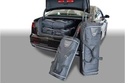 Audi A6 (C7) 2011-2018 4 door Car-Bags.com travel bag set (1)
