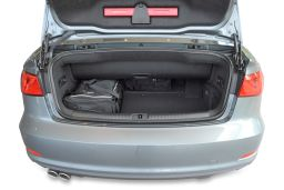 Audi A3 Cabriolet (8V) 2013- Car-Bags.com travel bag set (3)