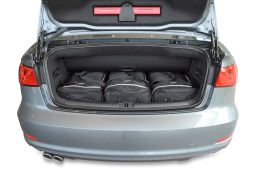 Audi A3 Cabriolet (8V) 2013- Car-Bags.com travel bag set (4)