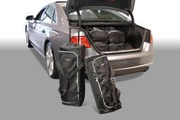Audi A8 (D4) 2010-2013 4 door Car-Bags.com travel bag set (1)