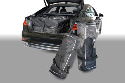 Audi A5 Sportback (F5) 2016- 5 door Car-Bags.com travel bag set (1)